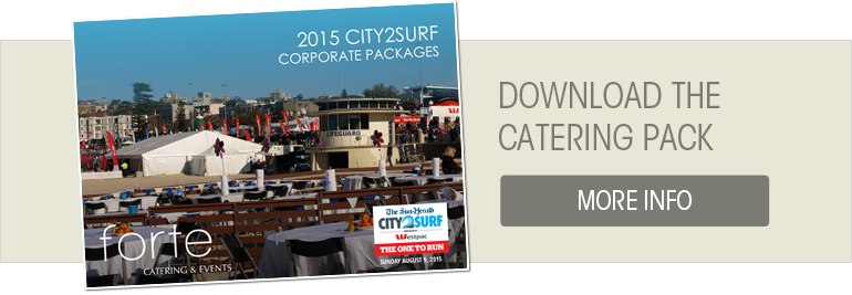 Forte City2Surf Packages