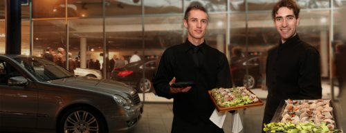 Mercedes - VIP Launch | Forte Catering