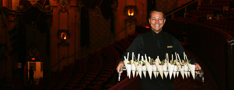 Sydney Festival Launch | Forte Catering