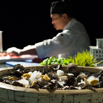 Seafood catering Sydney