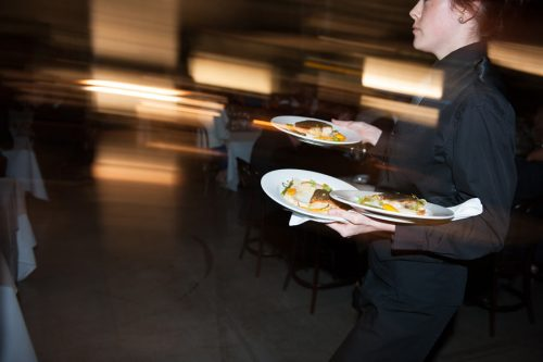 Forte Catering staff