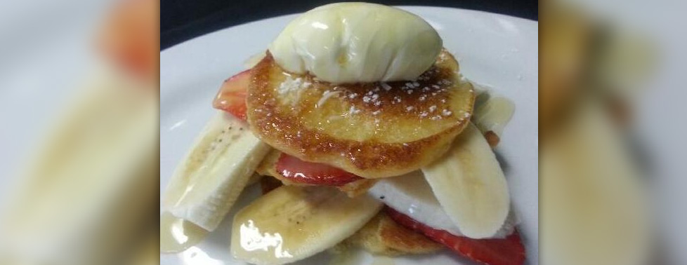 Gluten Free Pancake Recipe & Simple Pancakes Recipe by our Executive Chef!