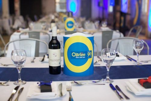 O'brien special event catering