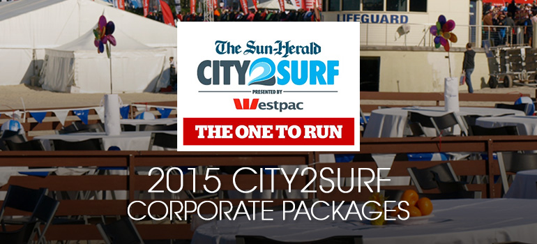 Everything you need to know about Catering at Sydney's City2Surf Fun Run