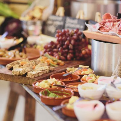 Forte Catering Food Station