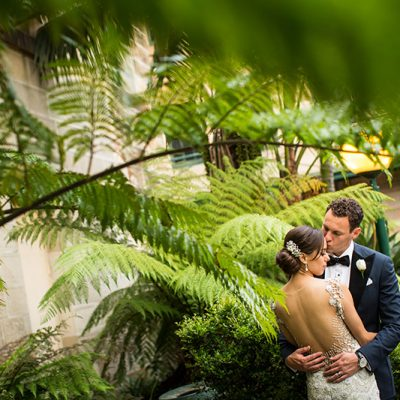 Outdoor wedding venues Sydney