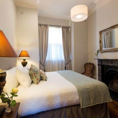 Bedroom in Sydney venue