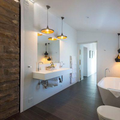 Bathroom at Sydney venue
