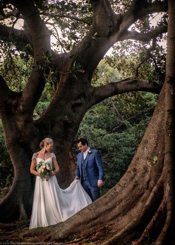 Sydney outdoor wedding