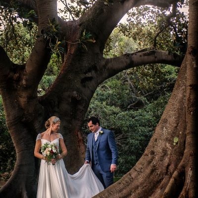 Sydney outdoor wedding