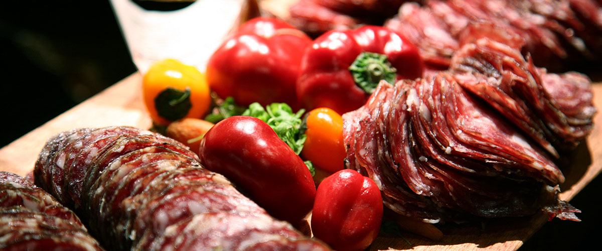 Salami's and other cold meats