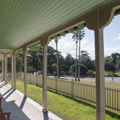 Sydney Rangers Porch