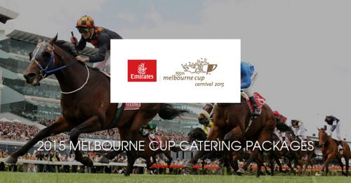 2015 Melbourne Cup Catering