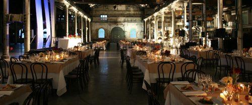 Wedding Hall Layout