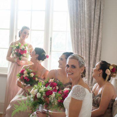 The residences centennial park bridesmaids