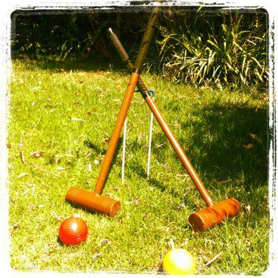 Croquet clubs