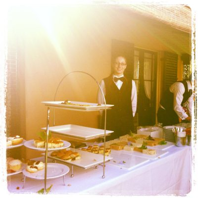 finger food catering sydney