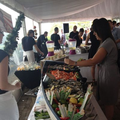 Forte Seafood buffet catering