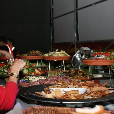 special event food platters