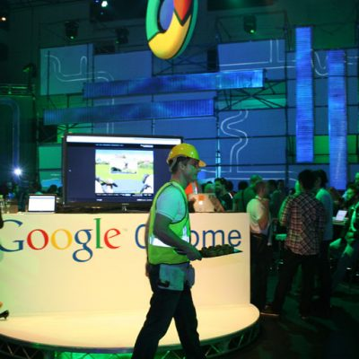 Google Under Construction