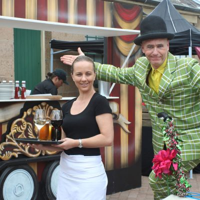 Forte catering circus