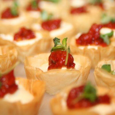 Sydney finger foods catering