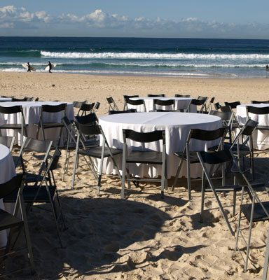 Forte Beach Catering