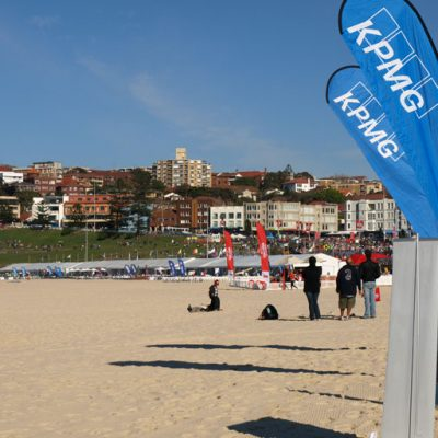 City 2 Surf Beach start