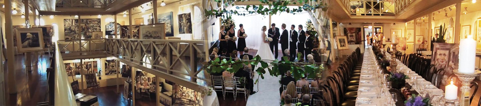 Billich Gallery, The Rocks function Venues