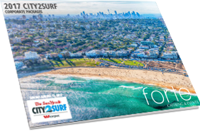 city2surf info pack 2017