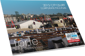 Forte Catering City2Surf Info Pack