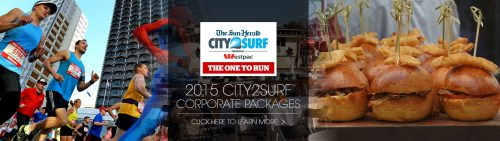 City 2 Surf catering