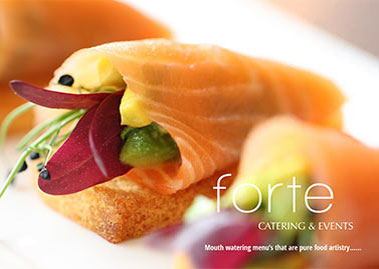 Forte Catering Corporate Packages