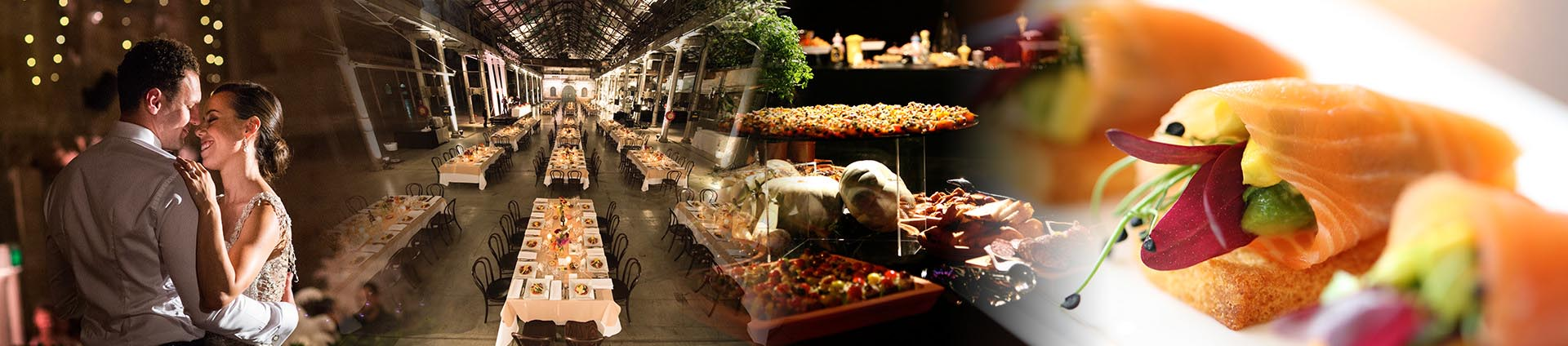 Forte Catering Event Guides and Menus