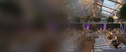Banner Wedding Layout