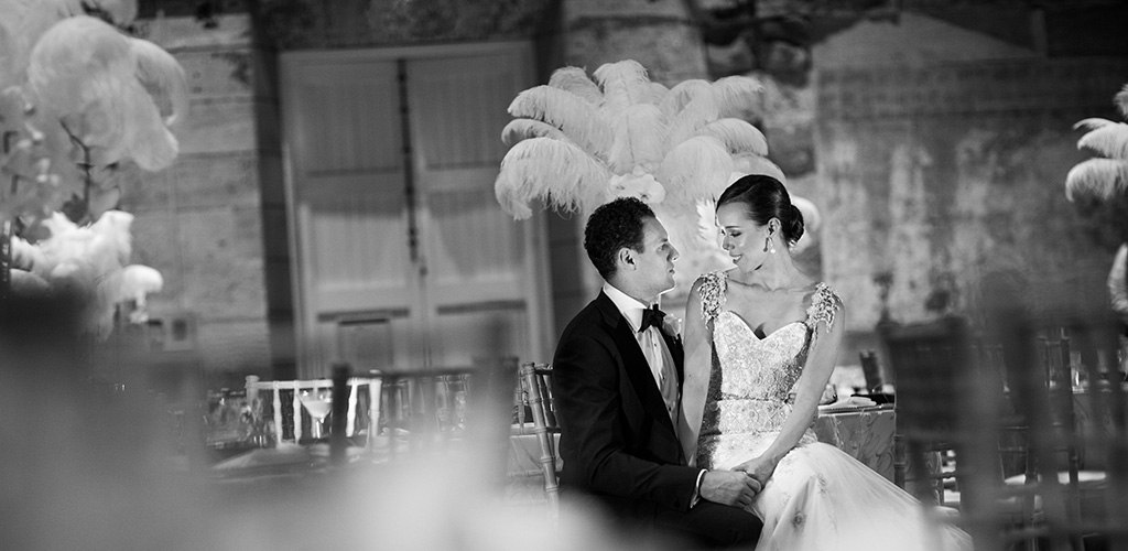 A Spectacular Great Gatsby Themed Wedding Created by Forte