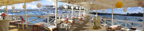 Manly Yacht Club function Venue