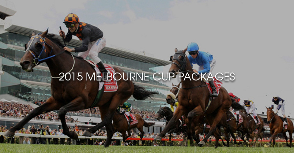 Melbourne Cup Packages