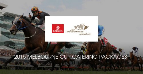 2015 melbourne Cup catering packages