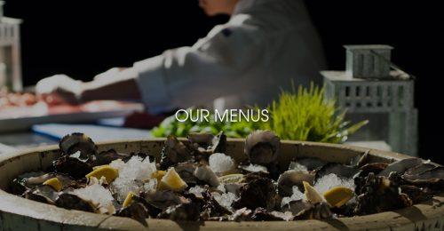 catering menus
