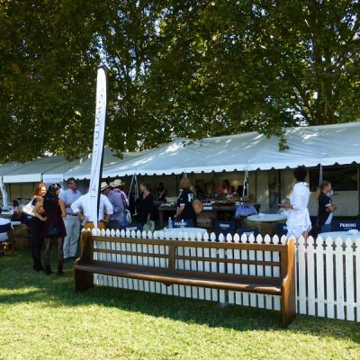 Polo event catering