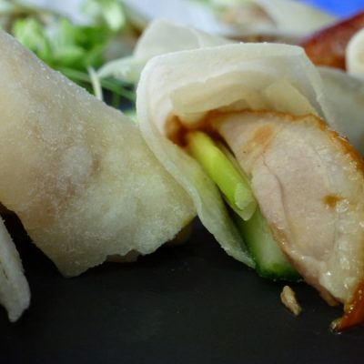 peking duck catering