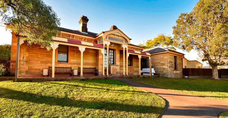 The Residences Centennial Park Sydney