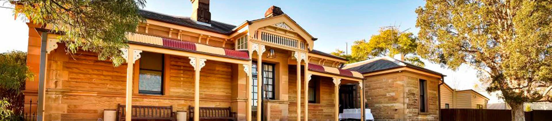 The Residences, Centennial Park Function Venues