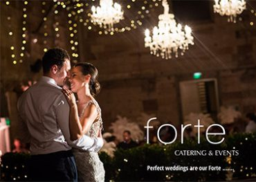 Forte Catering Wedding Guide