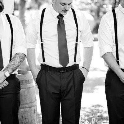 Beka & Con Wedding Groomsmen