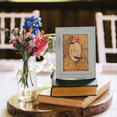 Beka & Con Wedding Picture Frame