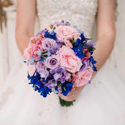 Beka & Con Wedding Boquet