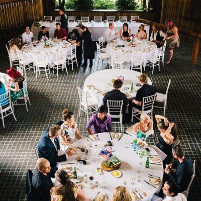 Beka & Con Wedding Overview Photo