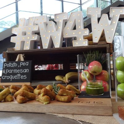 Wired for Wonder 2015 Potato, Pea & Parmesan Croquettes